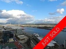 Downtown, New Westminster Apartment for sale: The MARINUS 2 Bedroom + Den 1,152 sq.ft. (Listed 2016-10-05)