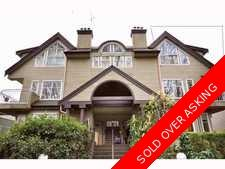 Kitsilano Townhouse for sale:  2 bedroom 1,172 sq.ft. (Listed 2010-04-09)